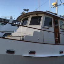 Pilothouse is also known was the man-cave